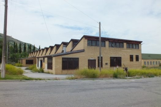 Building For Lease - Brigham City Clearstory Building