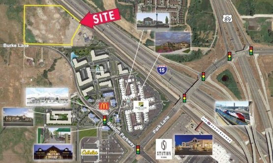 Land Available for Lease, Joint Venture, Build-To-Suit
