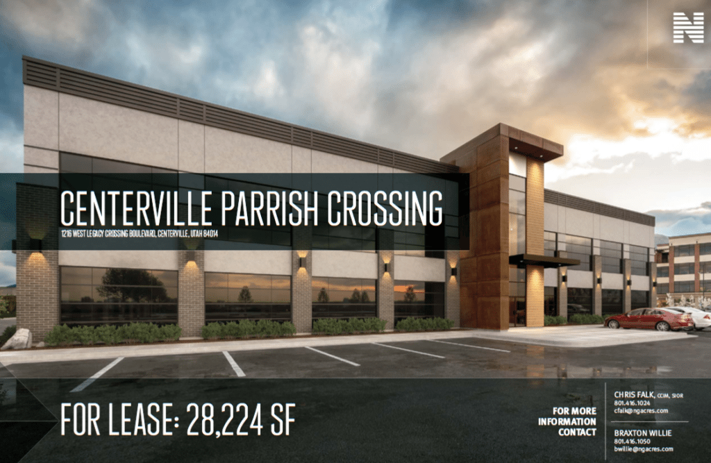 Centerville Parrish Crossing – For Lease