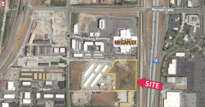 Centerville Legacy Freeway Land - BTS, Sale and Land Lease Options