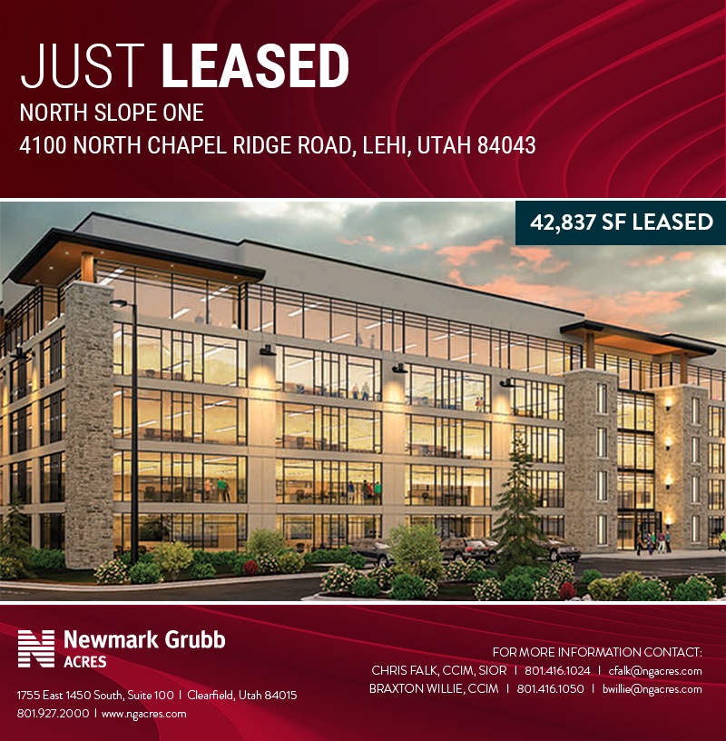 just leased: north slope one
